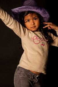 Photographe studio portrait famille
